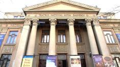 """Pregătirile pentru spectacolul """"Livada cu vișini"""", prezentat în premieră la Teatrul Național """"Mihai Eminescu"""""""