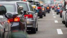 Echipajele mobile ale poliției de patrulare, dotate cu radare, vor activa pe drumurile publice naționale
