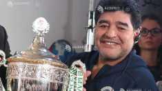 Fotbal | Diego Maradona a preluat conducerea clubului belarus Dinamo Brest