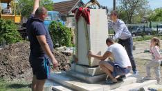 Un bust al Regelui Ferdinand va fi sfințit în satul Varnița, Anenii Noi