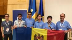 Trei medalii de bronz pentru elevii R.Moldova la Olimpiadele Balcanice de Informatică