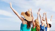 Elevii cu performanțe școlare vor merge gratuit la mare