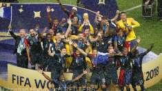 CM 2018 | Franța obține al doilea titlu de campioană mondială la fotbal, după 4-2 în finala cu Croația (FOTO)