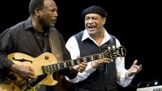 Fonograful de miercuri | George Benson, Al Jarreau si prietenii lor