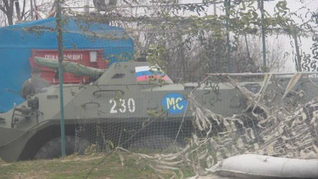 Andrian Candu: Zeci de camioane fără însemne transportă muniții și armament de la Cobasna în destinații necunoscute