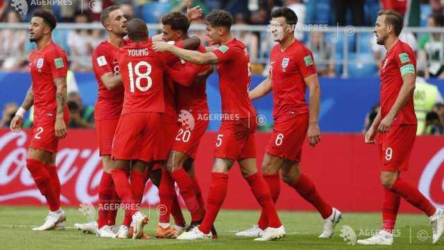 Fotbal - CM 2018: Anglia învinge Suedia (2-0) şi e în semifinalele Cupei Mondiale după 28 de ani