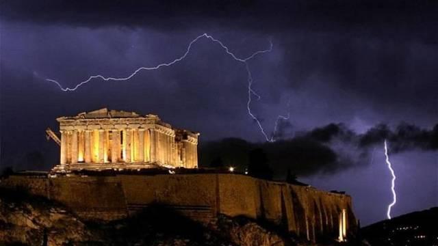AVERTISMENT de călătorie în Grecia, în legătură cu înrăutățirea bruscă a vremii