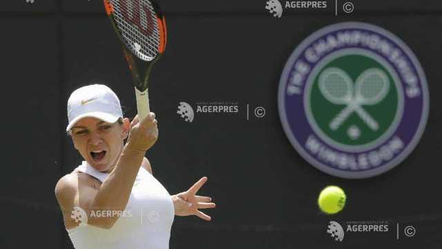 Tenis | Simona Halep, învinsă în turul al treilea la Wimbledon