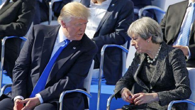 Casa Albă a sugerat că Scoţia nu ar fi parte a Marii Britanii | FOTO