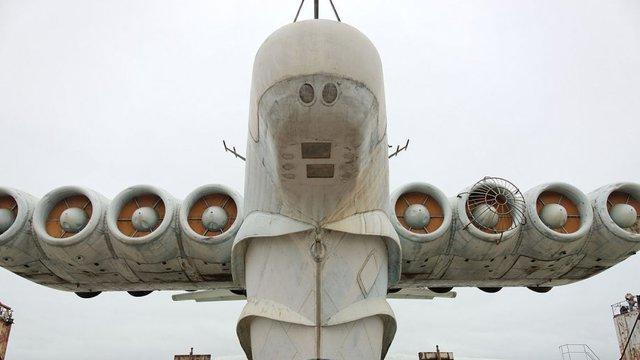 Rusia vrea un ekranoplan cu rachete la bord, care ar putea să monitorizeze Marea Neagră