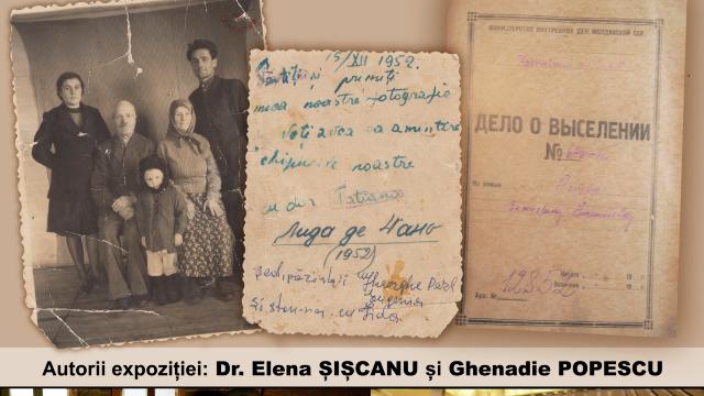 Expoziția tematică: Povestea celor care au supraviețuit deportările