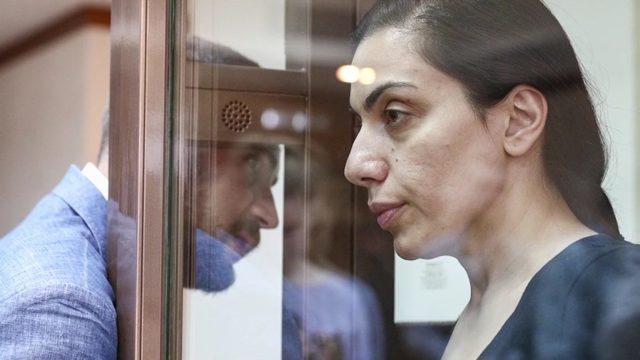 FSB: Moldoveanca Carina Turcan, arestată la Moscova pentru spionaj, este banuită că ar fi trimis documente secrete către SIS