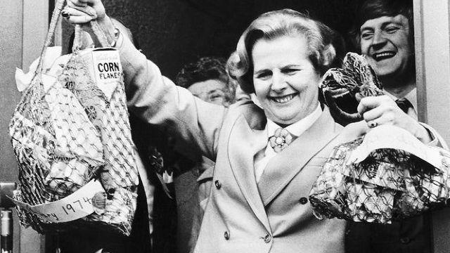 ARHIVE | Margaret Thatcher se gândea să revendice dreptul britanicilor asupra ''munților de unt'' din Europa