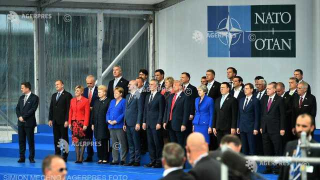 Emmanuel Macron, apel la adresa liderilor NATO ''să nu fragilizeze Alianţa''