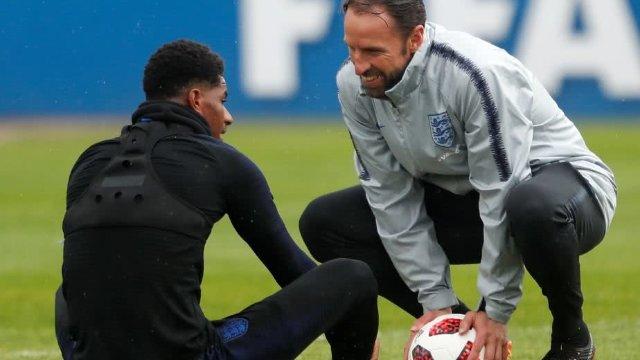 Selecționerul Angliei spune înaintea sfertului cu Suedia, că sunt 2-3 jucători pe care trebuie să-i evalueze mai atent