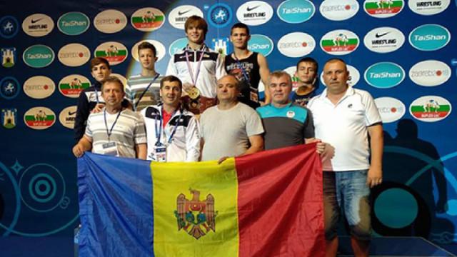 Luptătorul Alexandrin Guțu a devenit campion mondial printre cadeți