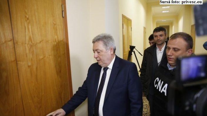 Viceprimarul Chişinăului, Nistor Grozavu, depune mărturii împotriva lui Dorin Chirtoacă