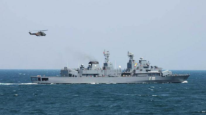 Constanţa va găzdui nave militare străine