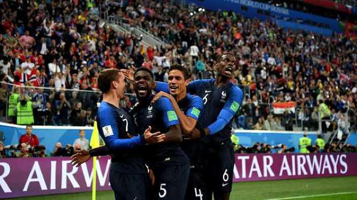 CM 2018 | Franţa a învins Belgia în semifinale cu 1-0