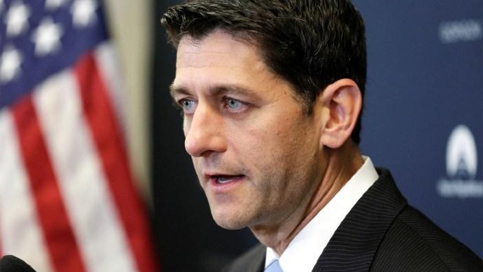 Reprezentantul Congresului SUA, Paul Ryan   Rusia a intervenit în alegerile din R.Moldova