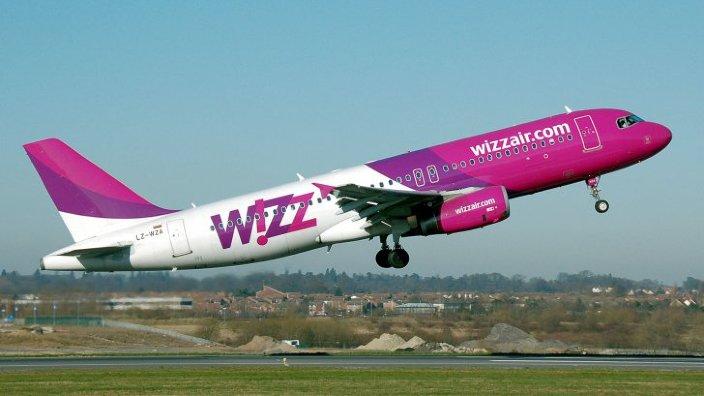 Wizz Air lansează noi zboruri din  Iaşi, Cluj-Napoca şi Bucureşti