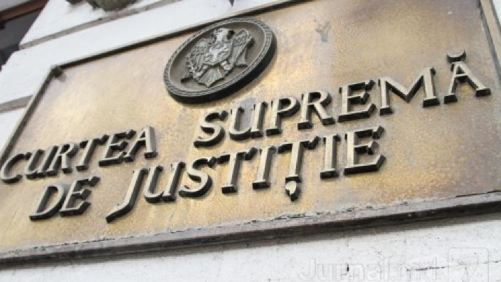 Curtea Supremă de Justiție a restituit cererea de revizuire depusă de Andrei Năstase
