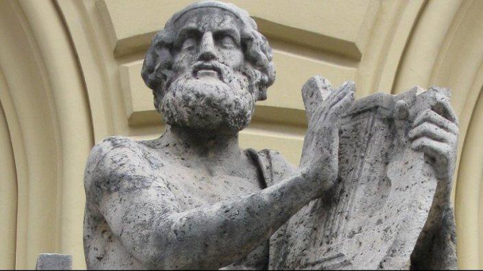A fost descoperită probabil cea mai veche urmă scrisă a operei lui Homer, Odiseea