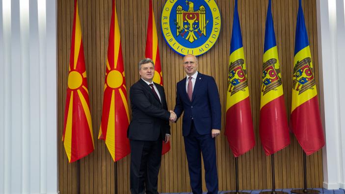 R. Moldova este interesată să preia experiența Macedoniei în procesul de integrare europeană