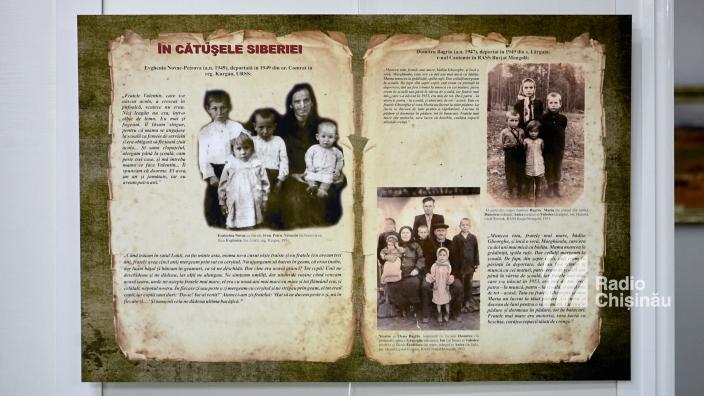 Istoria la pachet   Destinul celor deportați pe nedrept în anii '40 ai secolului XX