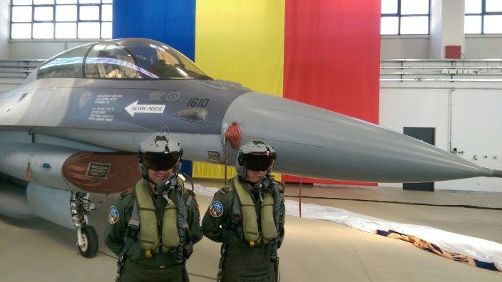 Portugalia va vinde României alte cinci avioane multirol F-16