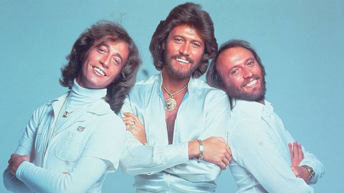 Ora de muzică   Grupul australian Bee Gees