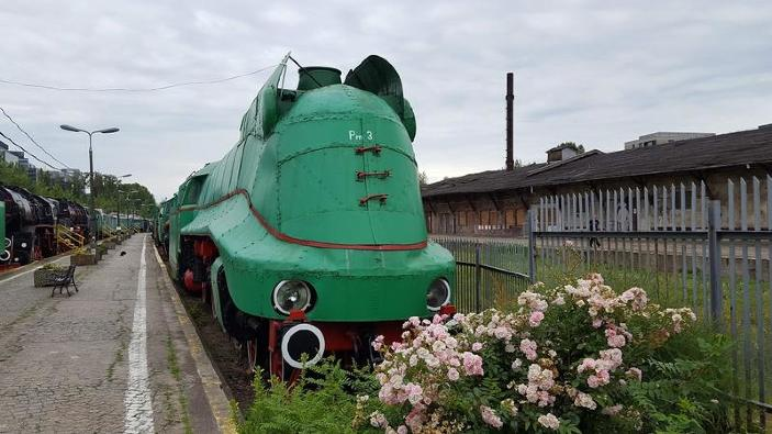 GALERIE FOTO | Locomotive sofisticate și trenuri blindate - Unul dintre cele mai frumoase muzee feroviare din Europa Centrală
