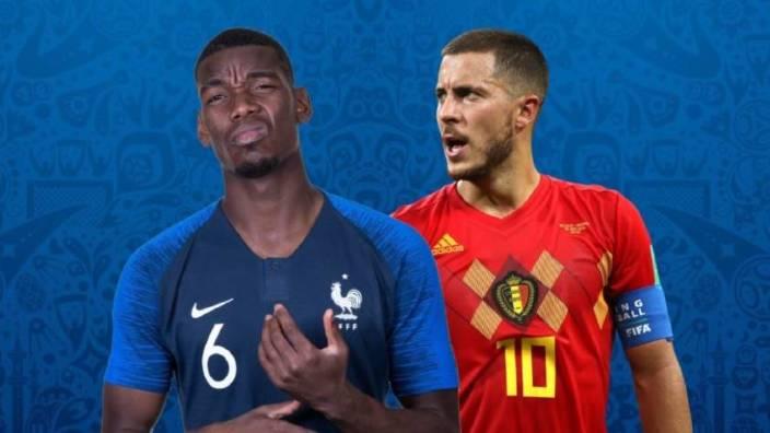 Franţa - Belgia, semifinala de cinci stele de la Mondial. Fiecare formaţie are câte un mare atu