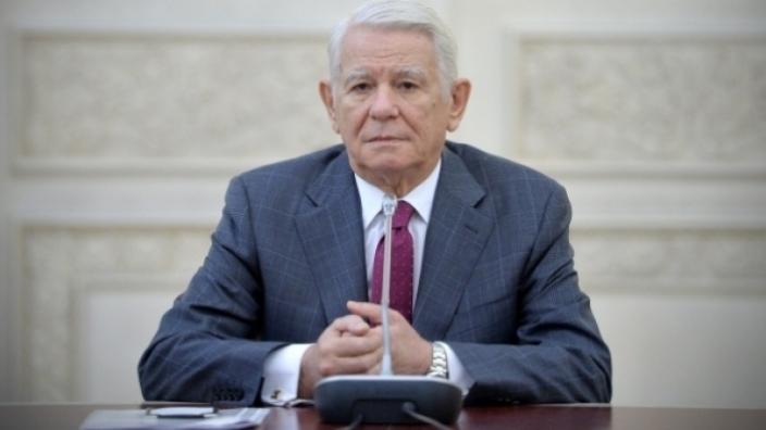 Teodor Meleşcanu   Există o îngrijorare în legătură cu evoluţiile din R.Moldova la nivelul Parlamentului European