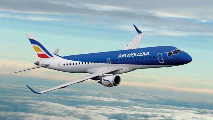 O companie aeriană lansează cursa Chișinău-Salonic