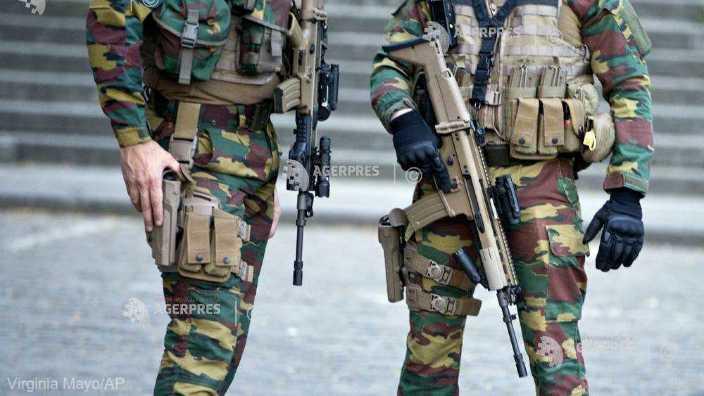 Bruxelles | Mobilizare excepţională a forţelor de ordine pentru summitul NATO şi semifinala de fotbal Franţa-Belgia