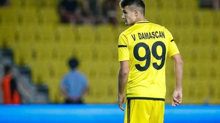 După Cristiano Ronaldo, la Torino a ajuns și atacantul moldovean Vitalie Damașcan