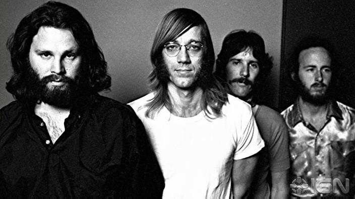 Ora de muzică   Grupul american The Doors