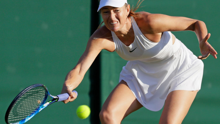 Tenis | Maria Şarapova a decis să pună capăt sezonului 2018