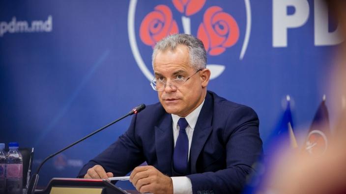 Vlad Plahotniuc spune că se vor respecta angajamentele externe, dar va pune accent pe proiectele care oferă beneficii concrete