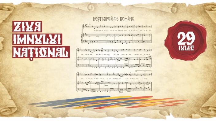 Ziua Imnului Naţional – Deşteaptă-te, române!