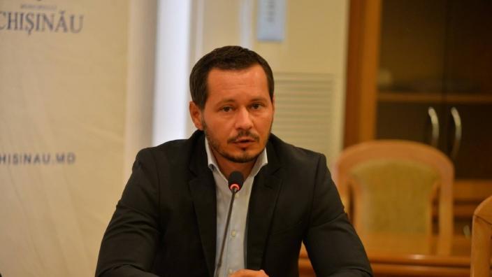 Ruslan Codreanu a comentat decizia sa de a-și atribui funcția de primar interimar al Chișinăului