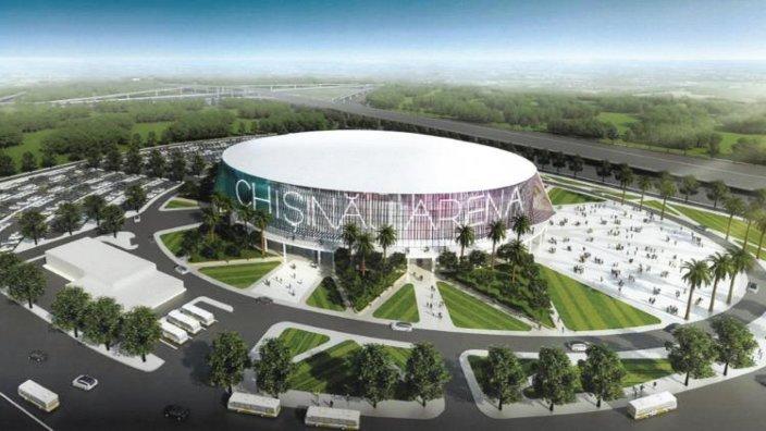 Arena Chișinău nu este un proiect economic, potrivit experților