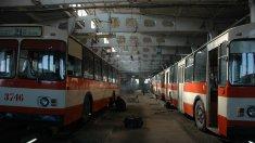 Amenzi și puncte de penalizare transportatorilor de pasageri de la Ciocana. Pentru două troleibuze a fost interzisă ieșirea pe rută
