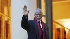 Fostul secretar general al ONU, Kofi Annan, laureat al Premiului Nobel pentru Pace, a murit la vârsta de 80 de ani