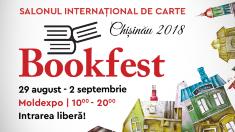 Centenarul Marii Uniri | Ediție specială a salonului de carte Bookfest, la Chișinău