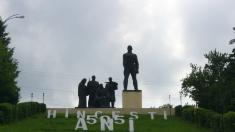 Marș al rezistenței anti-guvernamentale ACUM, la Hâncești, organizat de PAS, Platforma DA și PLDM (VIDEO)