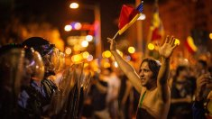 257 de plângeri penale, depuse la Parchetul Militar în legătură cu protestele din 10 august din București