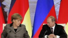 """Posibile subiecte în cadrul """"dialogului permanent"""" Vladimir Putin şi Angela Merkel, de la Palatul Mezenberg"""