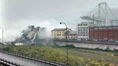 UPDATE | Un nou bilanț al victimelor în urma tragediei de la Genova, Italia (VIDEO)